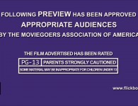 www.cinematheia.com PG-13 rating