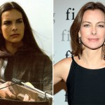 """Melina Havelock, """"For Your Eyes Only"""" (1981). Played by Carole Bouquet."""