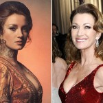 """Solitaire, """"Live and Let Die"""" (1973). Played by Jane Seymour."""