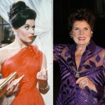 """Sylvia Trench, """"Dr. No"""" (1962) and """"From Russia with Love"""" (1963). Played by Eunice Gayson."""