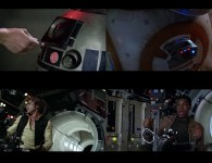 A New Awakening - Star Wars Episode IV and VII Shot Comparison- cinematheia